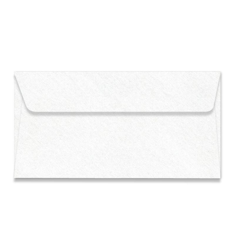 Witte parelmoer (metallic)  US envelop