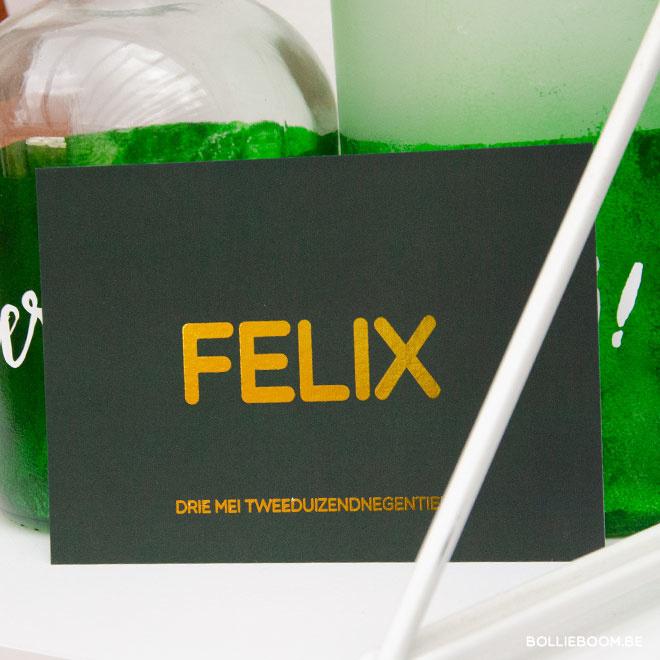 Felix | 3 mei 2019