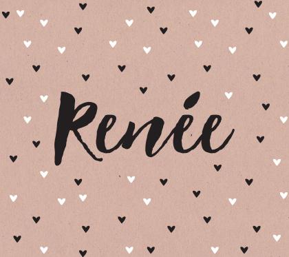 Renée / 27 september 2017