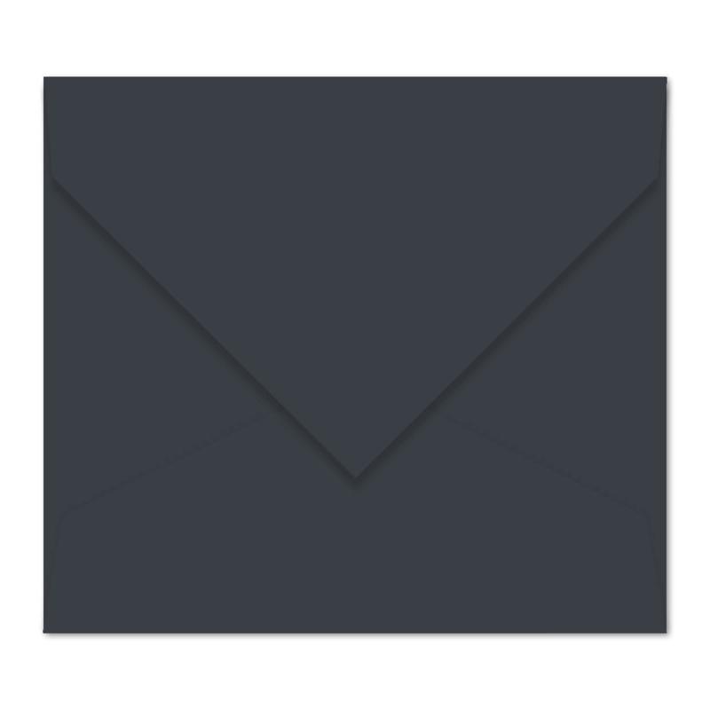 Antracietgrijze envelop