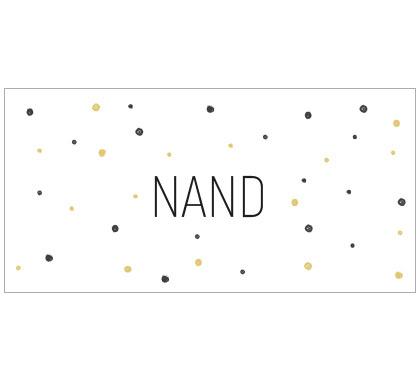 Nand   20 augustus 2018