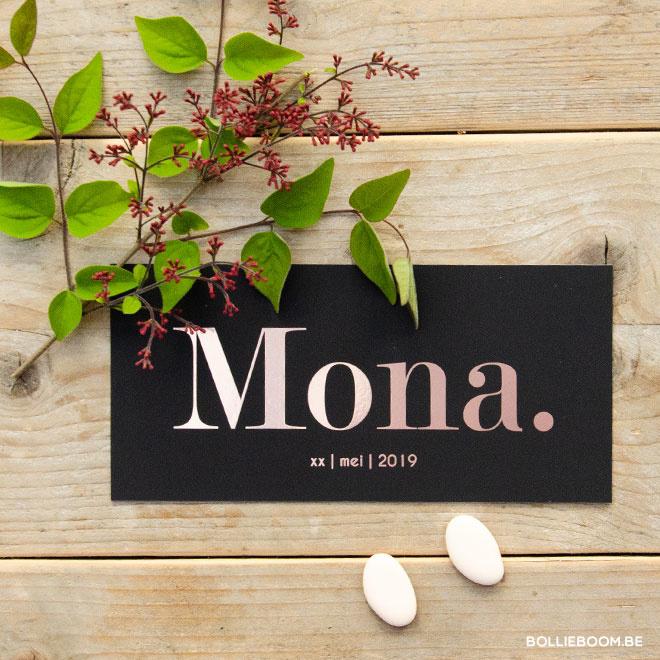 Mona | 17 april 2019
