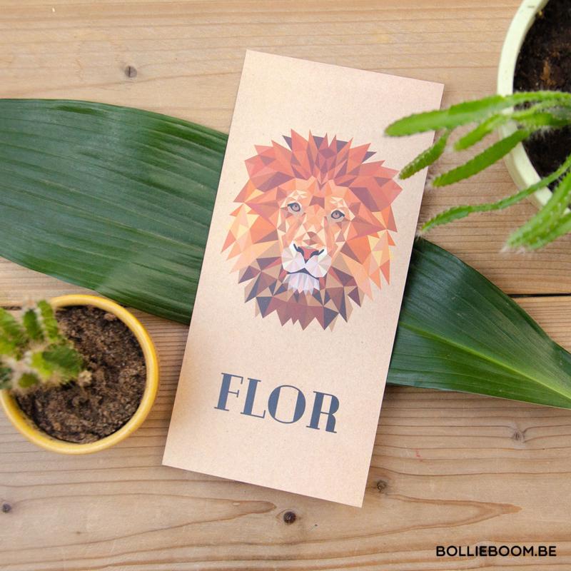 Leeuw | Flor | 27 april 2020