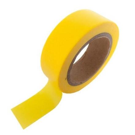 Gele masking tape