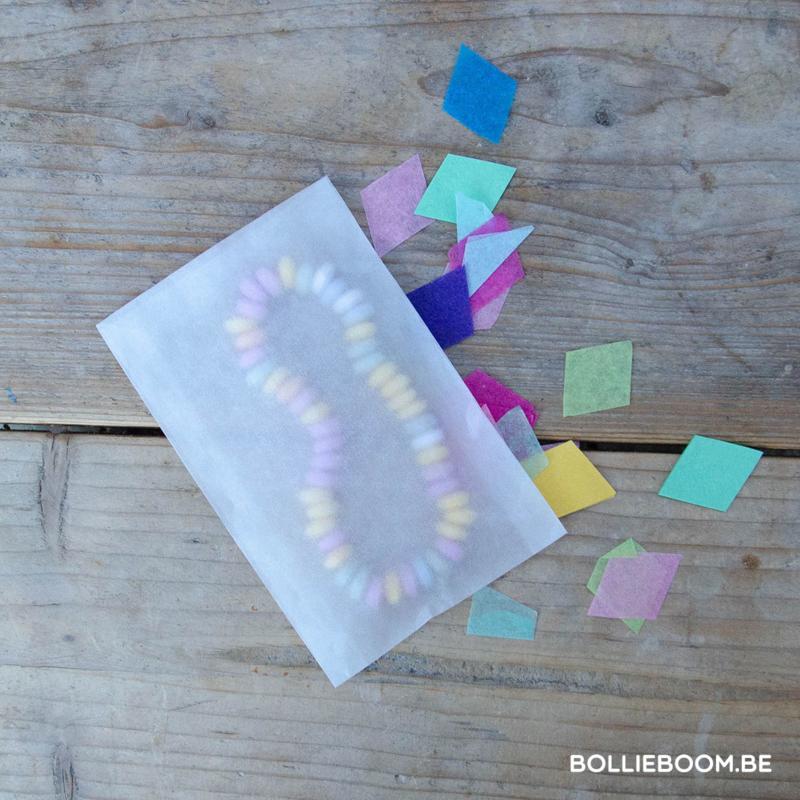 Pergamijn zakje