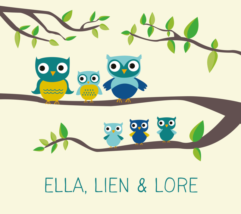 Ella, Lien en Lore / 31 december 2017