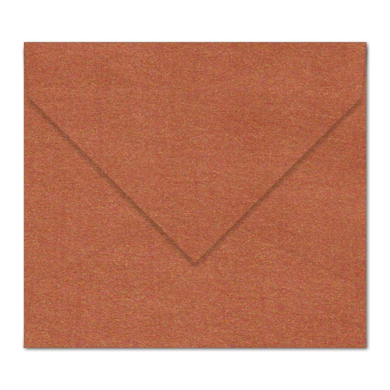Koper (metallic) envelop