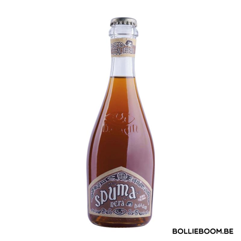 Italiaanse limonade: Spuma Nera van Baladin