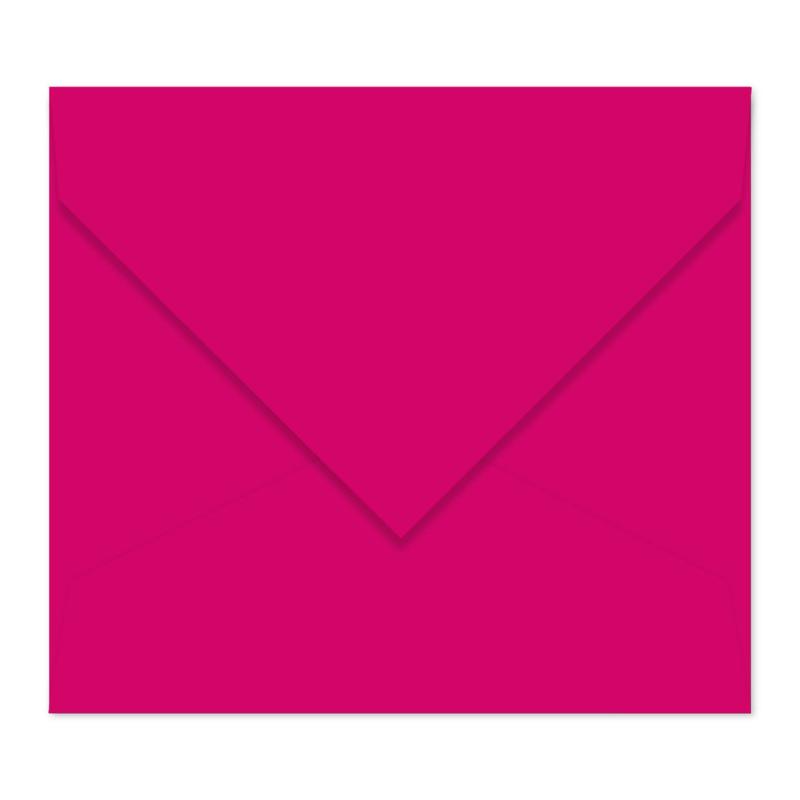Fuchsia envelop