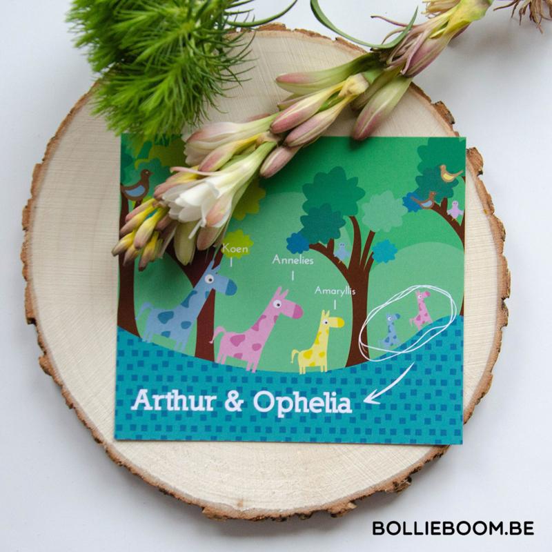 Tweeling  |Arthur & Ophelia  | 29 januari 2021