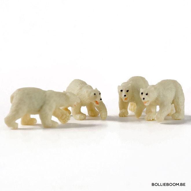 Miniatuur ijsbeer