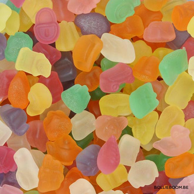Suikervrije confetti (1 kg) | Joris