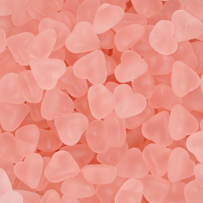 Roze hartjes (1 kg)   Joris