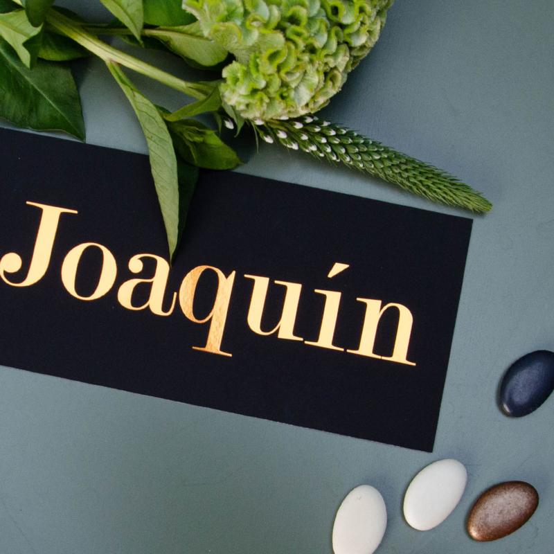 Koperfolie | Joaquin| 21 juni 2020