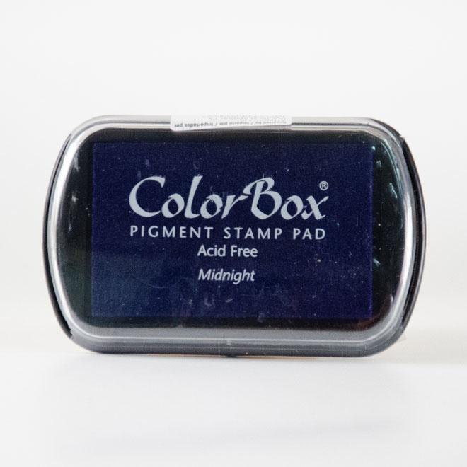 Colorbox: donkerblauw