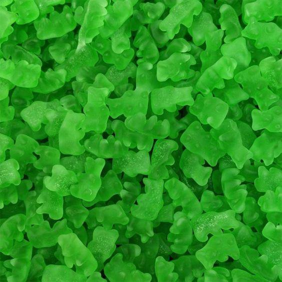 Zachte groene beertjes (2.5 kg) | Joris
