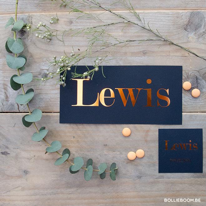 Lewis | 20 februari 2019