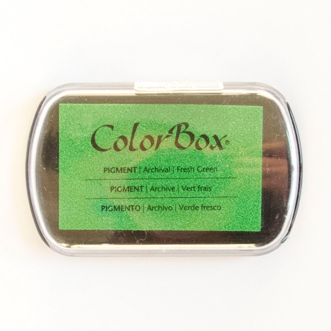 Colorbox: fresh green