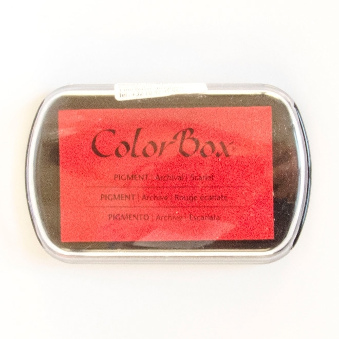 Colorbox: rood