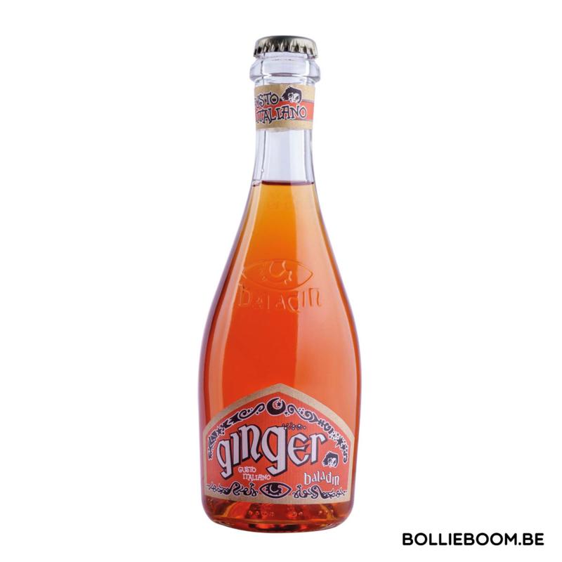 Italiaanse limonade: Ginger van Baladin