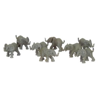 Miniatuur olifant
