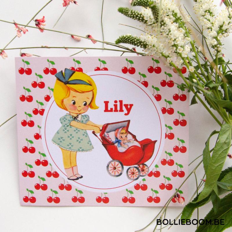 Retro   Lily   3 september 2020