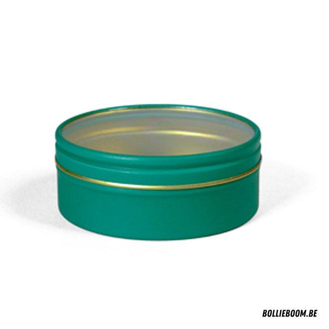 emerald groen doosje