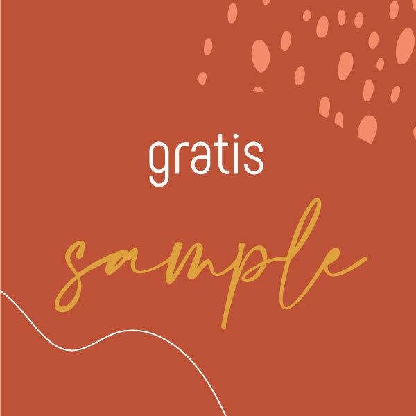 Gratis sample