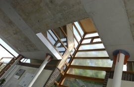Hacienda in het Veen -interieur-