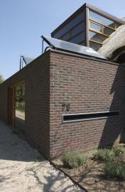 Hacienda in het Veen -exterieur-