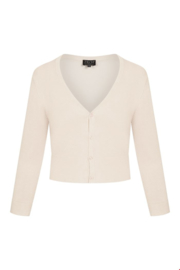 Zilch - Cardigan Short Off White
