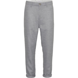 Knowledge Cotton Apparel - Bob Cropped Brushed Chino