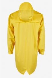 RAINS - long jacket - yellow