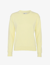Colorful Standar - Women Classic Organic Crew Soft Yellow