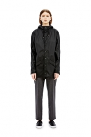 RAINS - jacket - black