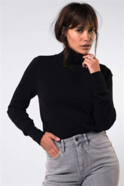 Kuyichi - Rachel Turtle Neck Black