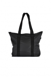 RAINS - tote bag rush - black