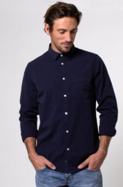 Kuyichi -  Nico Shirt Dark Navy