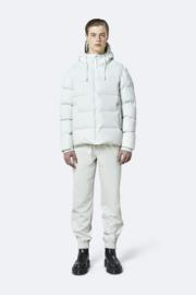 RAINS - Puffer Jacket - Off White