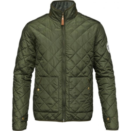 Knowledge Cotton - Reversible Green