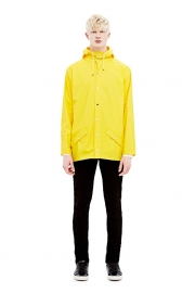 RAINS - jacket - yellow