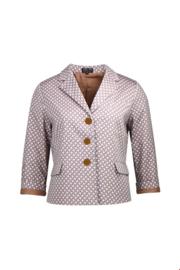 Zilch - Jacket Mosaic Rust