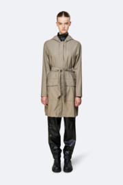 Rains - Belt Jacket Taupe