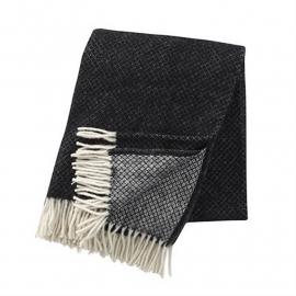 klippan - vega - 100% lamswol - zwart