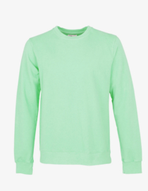 Colorful Standard - Classic Organic Crew Faded Mint