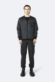 RAINS - Liner Jacket - Black