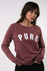 Kuyichi - Ruby Sweater Bordeaux