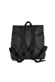 RAINS - msn bag - black