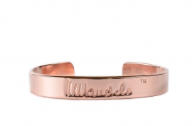 mandela bangle - koper