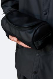 RAINS - Duffel Wash Bag Black